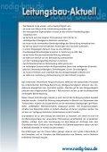 Risikominimierung bei HDD-Ringraumverdämmung - Phrikolat - Page 5