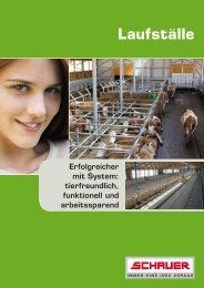 Laufställe - Spezielle-Agrar-Systeme GmbH