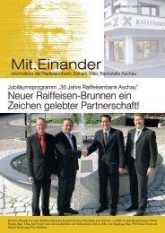 Ausgabe 01/2009 - Tirol