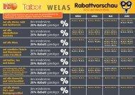 20% Rabatt - Welas Park