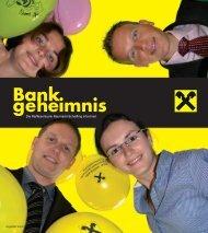 Bankgeheimnis - Raiffeisen