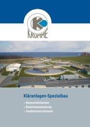 PDF anschauen - FRIEDRICH KRUMME GmbH