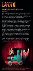 Vorstellungen 2011 - Circus Luna - Seite 2