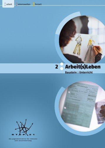 2 :Arbeit(s)Leben - Step21