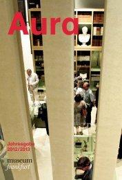 Zum Download (Pdf 3,5MB) - Historisches Museum Frankfurt ...