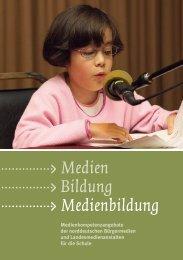 Medien Bildung Medienbildung - Radio Weser.TV