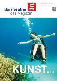 8: Magazin online - Barrierefrei - Das Magazin