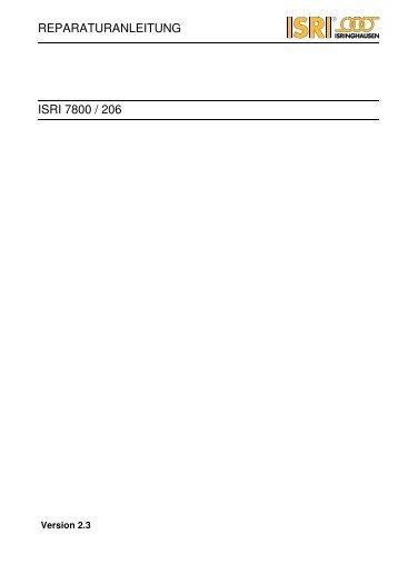 Fahrersitze 7800-206