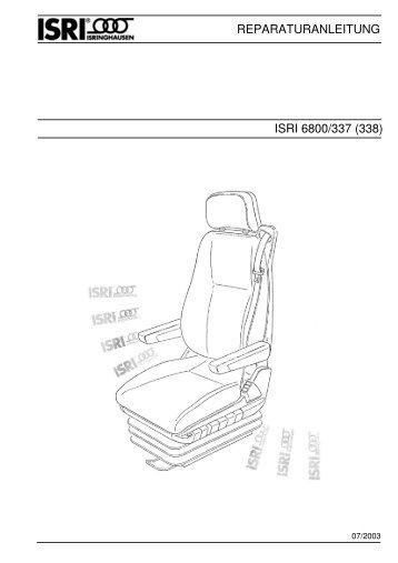 Fahrersitze 6800