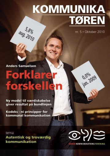 KOMMUNIKA TØREN Forklarer forskellen - Dansk ...