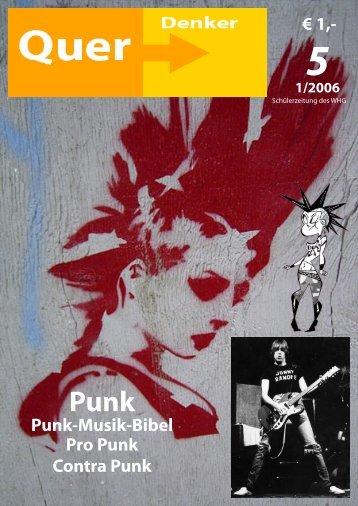 Querdenker Ausgabe 1/2006 - xivilization