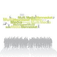 Multi Media Mennesket