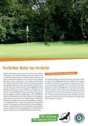 Verliebte Rehe im Verkehr - Golf.de