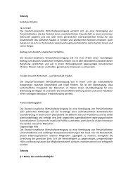Satzung - Deutsch-Israelische-Wirtschaftsvereinigung