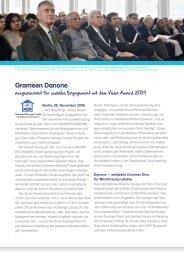 Grameen Danone