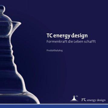 TC karaffe - TC energy design