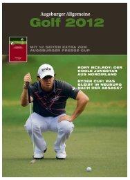 Golf 2012 - Augsburger Allgemeine