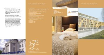 OPENING OKTOBER 2011 - Austria Trend Hotels & Resorts