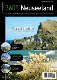 Castlepoint - bei 360° Neuseeland