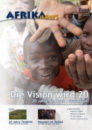 Die Vision wird 20 AFRIKAnews - Diguna