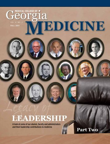 Legacy - Georgia Health Sciences University