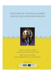 Frontiers of the Roman Empire - Central Europe