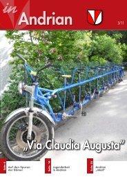 """""""Via Claudia Augusta"""""""
