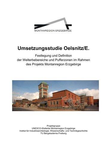 Umsetzungsstudie Oelsnitz/E. - Wirtschaftsförderung Erzgebirge ...
