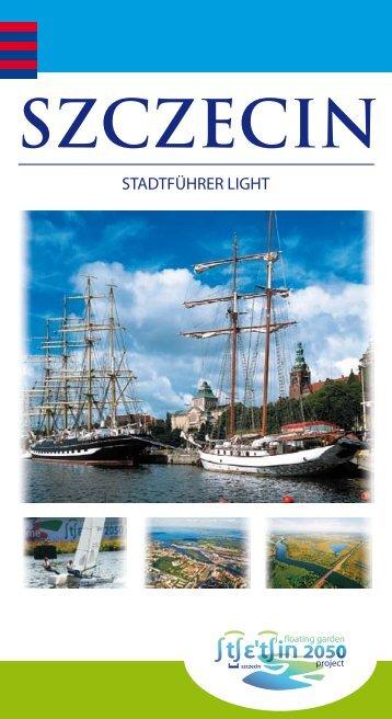 Stadtführer-light - Szczecin