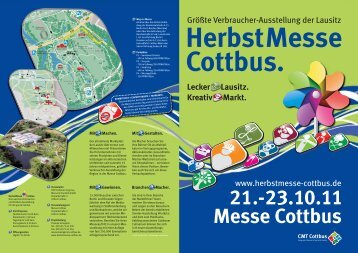HerbstMesse Cottbus.