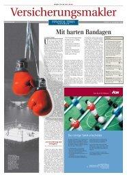 B 2 - Consensus-Maklerverbund
