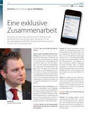 Eine exklusive Zusammenarbeit - D.A.S. Österreichische Allgemeine ...