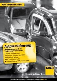 Autoversicherung - ADAC