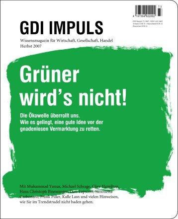 GDI IMPULS - Max Celko