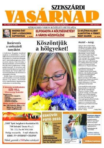 2010.03.07. - Szekszárd