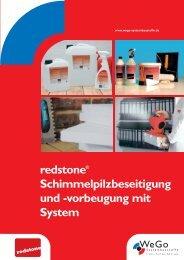 Wohnen ohne Schimmel – das redstone WOS-System Mit den ...