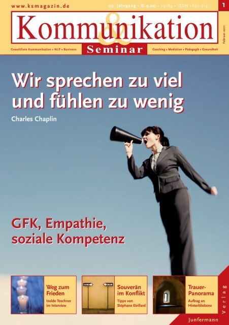 PDF-Download - Kommunikation & Seminar
