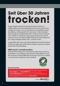 Broschüre TROCKENE HÄUSER. BAUWERKSABDICHTUNG - Seite 2