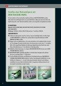Broschüre TROCKENE HÄUSER. BAUWERKSABDICHTUNG - Seite 6