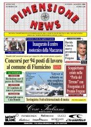 Luglio-Agosto 2008 - N 228.pdf - Radio Dimensione Musica