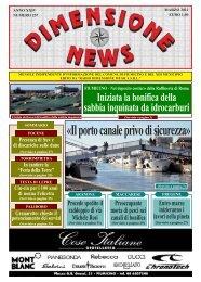«Il porto canale privo di sicurezza» - Radio Dimensione Musica