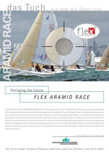 flex aramid race