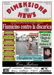 a Fiumicino - Radio Dimensione Musica