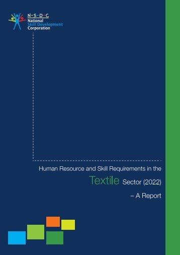 Human Resource and Skill Requirements in the Textile