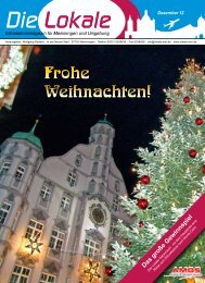 Das große Gewinnspiel - Lokale Zeitung Memmingen