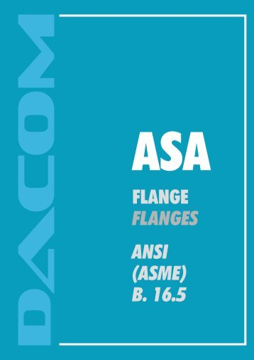 Flange ASA - Dacom