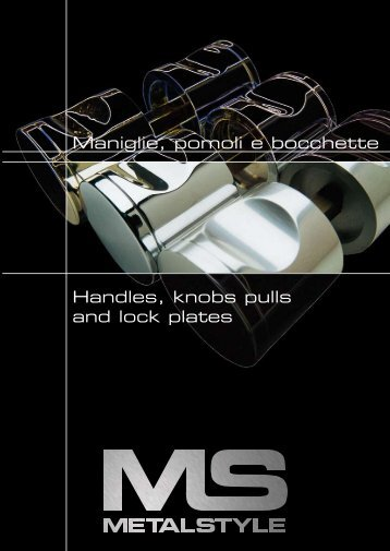 Handles - Calibra Marine International