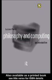Philosophy-and-Computing