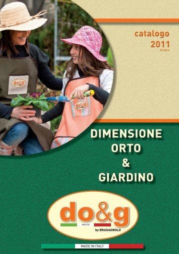 DIMENSIONE ORTO & GIARDINO DIMENSIONE ORTO & GIARDINO