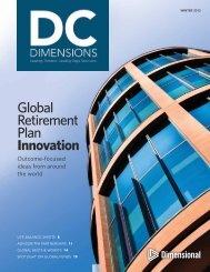 Global Retirement Plan Innovation - Dimensional Fund Advisors